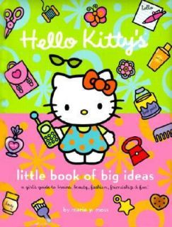 Hello Kittys Little Book of Big Ideas A Girls Guide to Brains