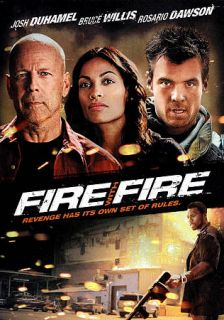 Fire With Fire DVD, 2012