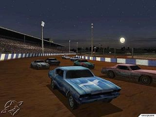 Dirt Track Racing PC, 1999