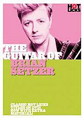 Brian Setzer   The Guitar of Brian Setzer DVD, 2006