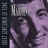 Spotlight on Dean Martin Great Gentlemen of Song by Dean Martin CD
