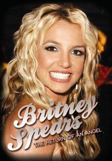 Britney Spears   The Return of an Angel DVD, 2009