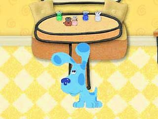 Blues Clues Blues Big Musical Sony PlayStation 1, 2000
