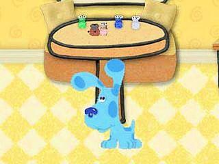 Blues Clues Blues Big Musical Sony PlayStation 1, 2000