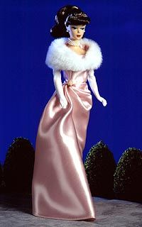 Enchanted Evening Brunette 1996 Barbie Doll