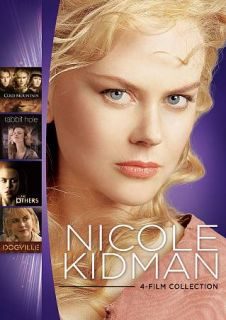 Nicole Kidman 4 Film Collection DVD, 2012, 4 Disc Set