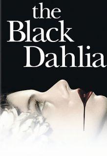The Black Dahlia DVD, 2006, Anamorophic Widescreen