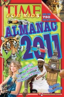 Almanac 2011 by Time for Kids Editors 2010, Paperback
