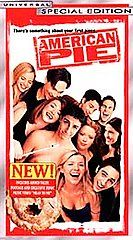 American Pie VHS, 2000, Special Edition