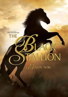 The Black Stallion DVD, 2011, Canadian French