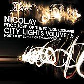 City Lights, Vol. 1.5 PA by Nicolay CD, Aug 2005, BBE