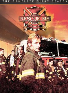 Rescue Me   The Complete First Season DVD, 2005, 3 Disc Set