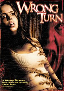 Wrong Turn Wrong Turn 2 Dead End Unrated DVD, 2007, 2 Disc Set