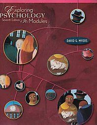 Exploring Psychology in Modules by David G. Myers 2007, Other, Study
