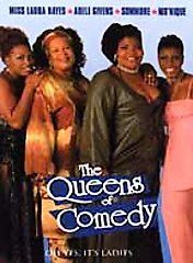 Queens of Comedy DVD, 2001, Sensormatic