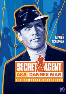 The Complete Secret Agent A.K.A Danger Man The Complete Collection DVD