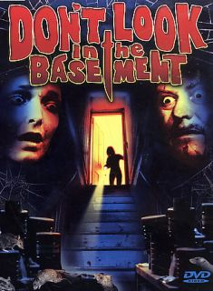 Dont Look in the Basement DVD, 2003