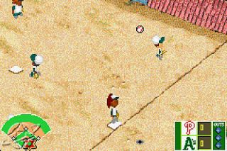 Backyard Baseball Nintendo Game Boy Advance, 2002