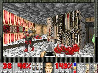 Ultimate Doom PC, 1995