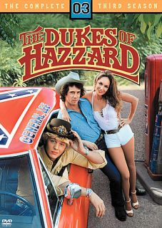 Dukes of Hazzard   The Complete Third Season DVD