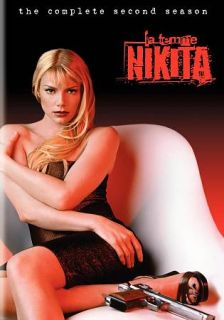 La Femme Nikita   The Complete Second Season DVD, 2010, 6 Disc Set