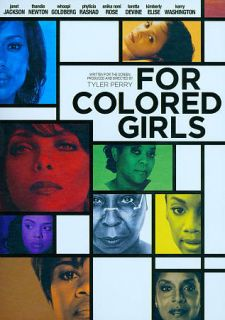For Colored Girls DVD, 2011