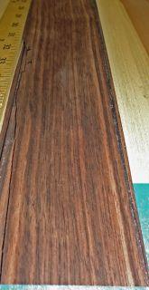 Macassar Ebony wood veneer 3 x 125 no backing (raw veneer)