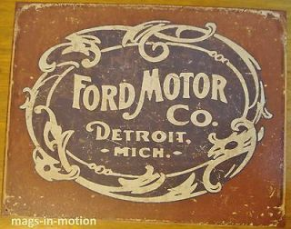 Shop Bar Hot Rat Rod Vintage Style Sign (Fits: 1979 Ford F 150