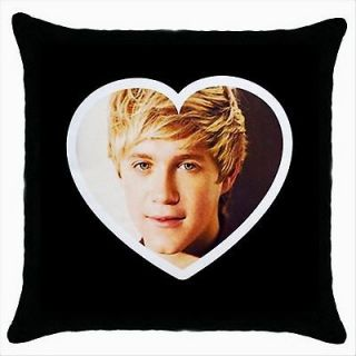 NEW* HEART NIALL HORAN ONE DIRECTION Throw Pillow Case Cushion Cover