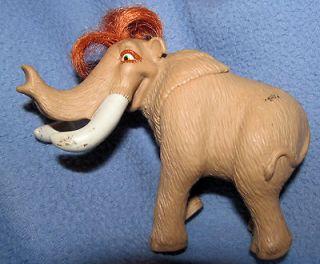 20th Century Fox Burger King Ice Age Elephant Woolly Mammoth Figure