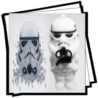 4GB 8G Star Wars Storm trooper USB 2.0 Flash Memory Stick Pen Drive