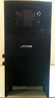 BOSE ACOUSTIMASS 6 SERIES III HOME THEATER SYSTEM SUBWOOFER