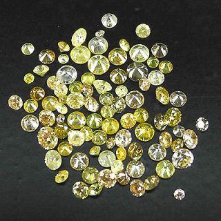 CT. AUSTRALIAN ARGYLE FANCY COLOR DIAMONDS LOT 100 % NATURAL DIAMONDS