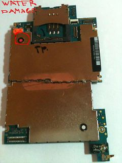 Iphone 3G 8GB motherboard logic board for parts or repair