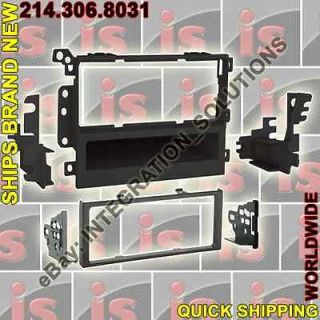 Metra 99 2009 Single DIN Radio Install Dash Kit +LC GMRC 01 Wire
