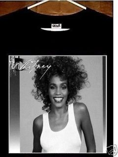 Whitney Houston T Shirt; Whitney Houston