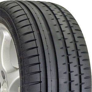 NEW 255/40 19 CONTINENTAL SPORT CONTACT 2 40R R19 TIRE