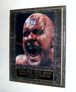 stone cold steve austin in Sports Mem, Cards & Fan Shop