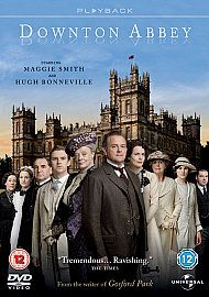 DOWNTON / DOWNTOWN ABBEY   The Complete First Series / Season 1 DVD