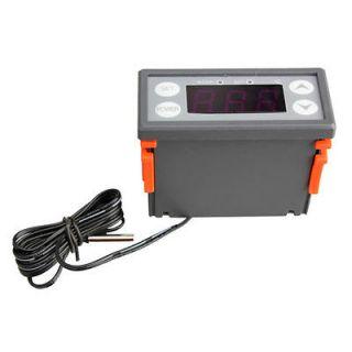 AC 110V Aquarium Digital Temperature Controller Electronic Thermostat