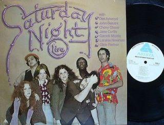 Saturday Night Live PROMO vinyl Lp record