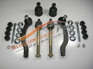 SUSPENSION TIE RODS BALL JOINT SWAY BAR HONDA CIVIC 96 97 98 99 00