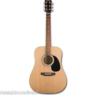 Fender Starcaster Acoustic Guitar w/ Solid Spruce Top Rosewood