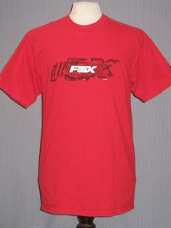 BMX Bike Motorcycle Adult Large Red T Shirt (X Games Snowboard