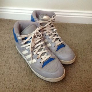 Adidas High Tops Shoes Size US 10.5