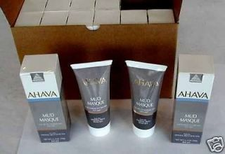 Dead Sea Ahava Mud masque Health Products