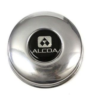 ALCOA WHEEL CENTER CAP POLISHED # PN 003611