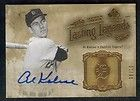 AL KALINE 1995 LEGENDS AUTOGRAPH COLLECTION AUTO
