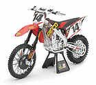 Kevin Windham HONDA CRF450R 16 Scale Racing Replica Dirt Bike Toys