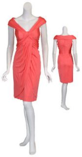 HOUSE OF DEREON Draped Knit BEYONCE Eve Dress 6 NEW